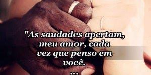 Vídeo com mensagem de amor para marido, te amo e para sempre irei te amar!!!
