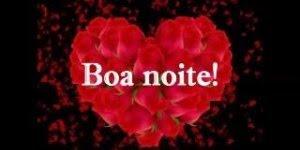 Boa noite amor, com toque musical apaixonante, envie para seu amor!