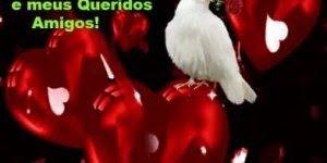 Boa Noite queridos amigos e amigas, Deus abençoe cada um de vocês!!!