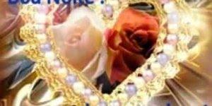 Mensagem de boa noite abençoado, que você tenha nos sonhos !!