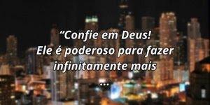 Mensagem de boa noite com Deus, só Ele para nos proteger!!!