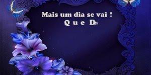 Mensagem de boa noite linda!! Que Deus abençoe seus sonhos!!