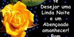 Mensagem de Boa Noite para amiga! Só passando para lhe desejar uma Boa Noite!!!