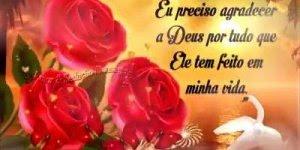 Mensagem de Boa Noite para amigos! Mas um dia se finda, obrigado Deus por tudo!!