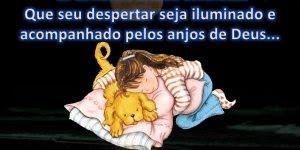 Mensagem de Boa Noite para amigos! Que os Anjos de Deus abençoe sua noite!!!