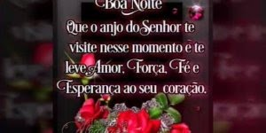 Mensagem de Boa Noite para enviar a todos amigos, Deus abençoe sua noite!!!