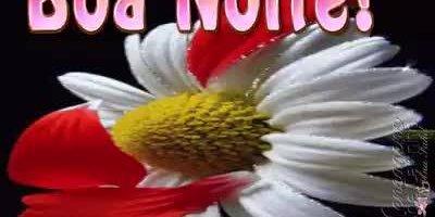 Vídeo com mensagem de Boa Noite com música gospel de fundo!!!