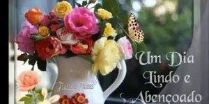 Mensagem de Bom Dia Aos meus amigos! Que seu dia seja abençoado, Bom Dia!!!