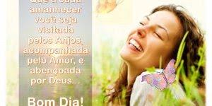 Mensagem de Bom Dia para amiga! Que sua manhã seja abençoada!!!