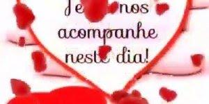 Mensagem de Bom Dia para amigos evangélicos! Que o amor de Jesus nos acompanhe!