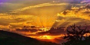 Mensagem de Bom Dia, siga em frente mesmo com todos desafios pelo caminho!!!