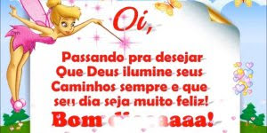 Mensagem de de Bom Dia a amiga! Que Deus ilumine seus caminhos!