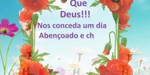 Vídeo evangélico de Bom Dia! Que Deus abençoe infinitamente seu dia!!!