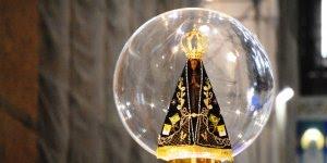 12 de outubro dia de Nossa Senhora de Aparecida, um dia alegre para devotos!