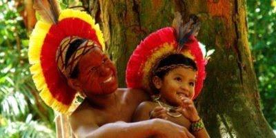 19 de Abril é dia do Índio, vamos saber mais sobre o modo de viver dos índios!