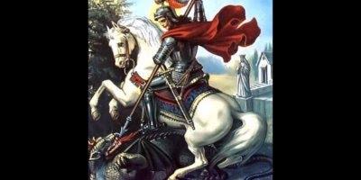 23 de Abril é Dia de São Jorge, padroeiro da Cavalaria do Exército Brasileiro!