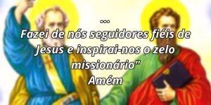 29 de Junho é dia de São Pedro e São Paulo, compartilhe este video no Facebook!