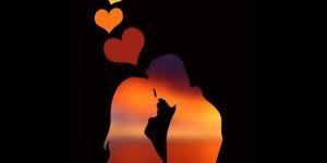 Declaração de amor, para o Dia dos Namorados. Te amo meu amor!!!
