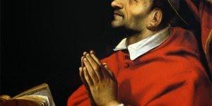 Dia 04 de Novembro Dia de São Carlos Borromeu, um dos santos mais queridos!!!