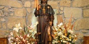 Dia 16 de agosto é Dia de São Roque, o padroeiro dos cirurgiões e inválidos!!!