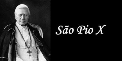 Dia 21 de agosto é Dia de São Pio X, compartilhe este vídeo em sua homenagem!!!