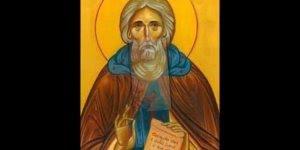 Dia 24 de Fevereiro é Dia de São Sérgio, ele que irradiava a cultura e a fé!