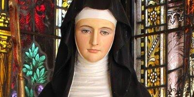 Dia 25 de fevereiro é Dia da Santa Valburga, compartilhe esta mensagem!!!