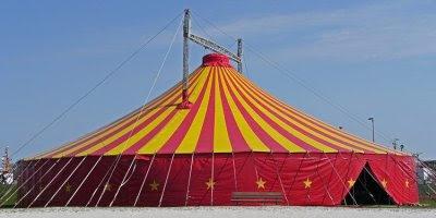 Dia 27 de março é Dia do Circo, ele que trás tanta alegria a todos!!!