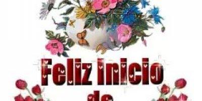 Feliz Inicio de Semana, que Deus esteja presente em cada dia!!!