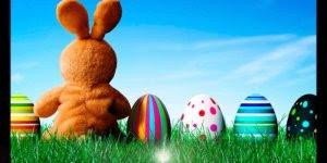 Mensagem de Páscoa - Páscoa, tempo de ganhar ovos de alegrias...