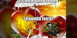 Mensagem Feliz Segunda-feira gospel, com musica Amigos pela Fé!