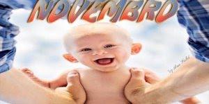 Mensagem para desejar um ótimo mês de novembros aos amigos!!!
