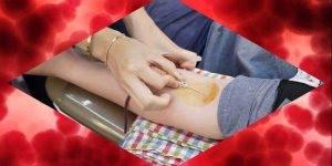 Mensagem para o dia 25 de novembro, o Dia do Doador Voluntário de Sangue!!!