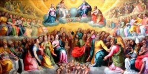 Mensagem para o dia de todos os Santos, Dia 01 de Novembro!!!