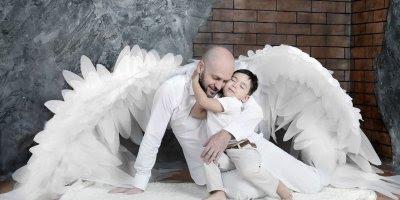 Mensagem para o Dia dos Pais emocionante. Meu querido pai, te amo!!!