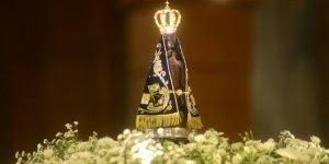 Pequena Oração a Nossa Senhora Aparecida a padroeira do Brasil!!!