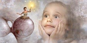 Ser criança é acredita... Acreditar que o mundo pode ser melhor!!!