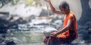 Mensagem de Ano Novo budista com uma linda história para refletir!!!