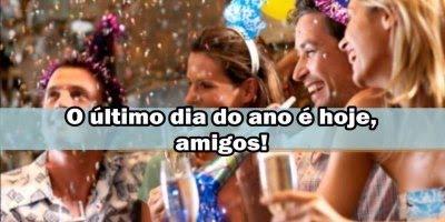 Mensagem de Ano Novo para amigos do Facebook. Jamais desistam de seus sonhos!!!