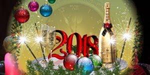 Mensagem de Feliz Ano Novo para grupo da família no WhatsApp!!!