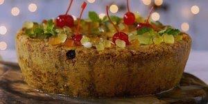 Receita de bolo para Réveillon! No ultimo dia do ano saboreie esta delicia!!!