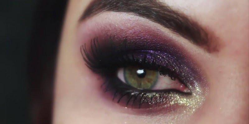 Vídeo ensina como fazer uma linda maquiagem para o Natal 2016!