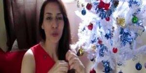 Aprenda a enfeitar sua árvore de Natal com forminhas de brigadeiro!