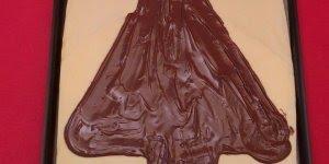 Árvore de Natal com massa Folhada recheada com Nutella, uma delícia natalina!