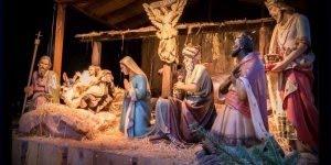 Feliz Natal! Que o menino Jesus faça morada em seu coração!!!