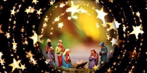 Feliz Natal! Que o Natal te encha de luz e esperança, Deus te abençoe!!!!