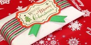 Ideias para o Natal - Como embrulhar e fazer lembrancinhas!