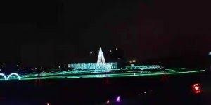 Imagens de natal com linda decoração e jogo de luz, confira!