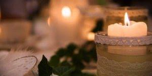 Mensagem de aniversário para quem faz no natal - Tenha uma noite iluminada!