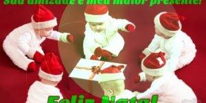 Mensagem de Natal linda, para enviar aos contatos do Telegram!